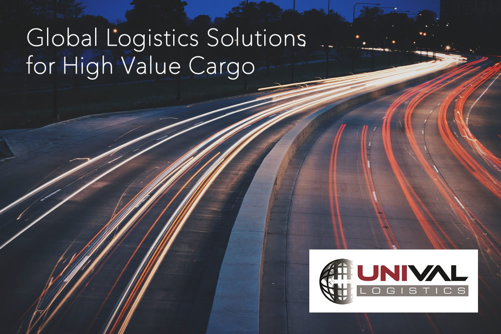 Logistics for high value parcels and jewelry shipping insurance